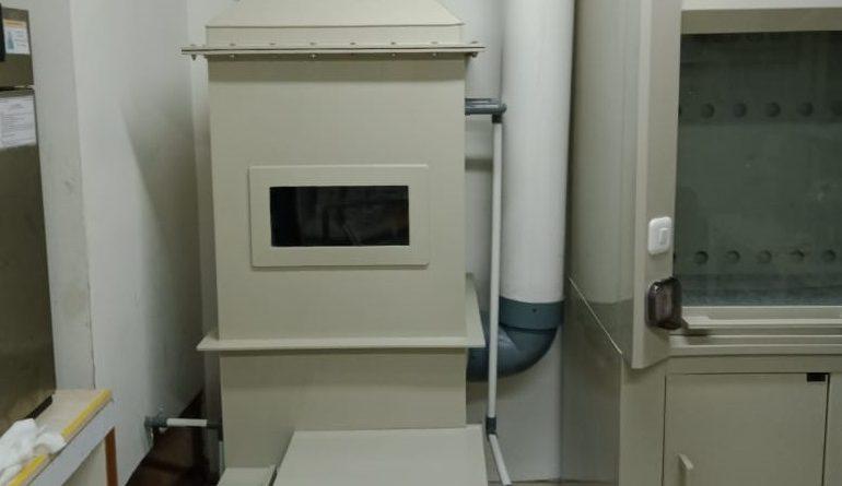 Acid Gas Scrubber : bagian-bagian dan pinsip kerjanya